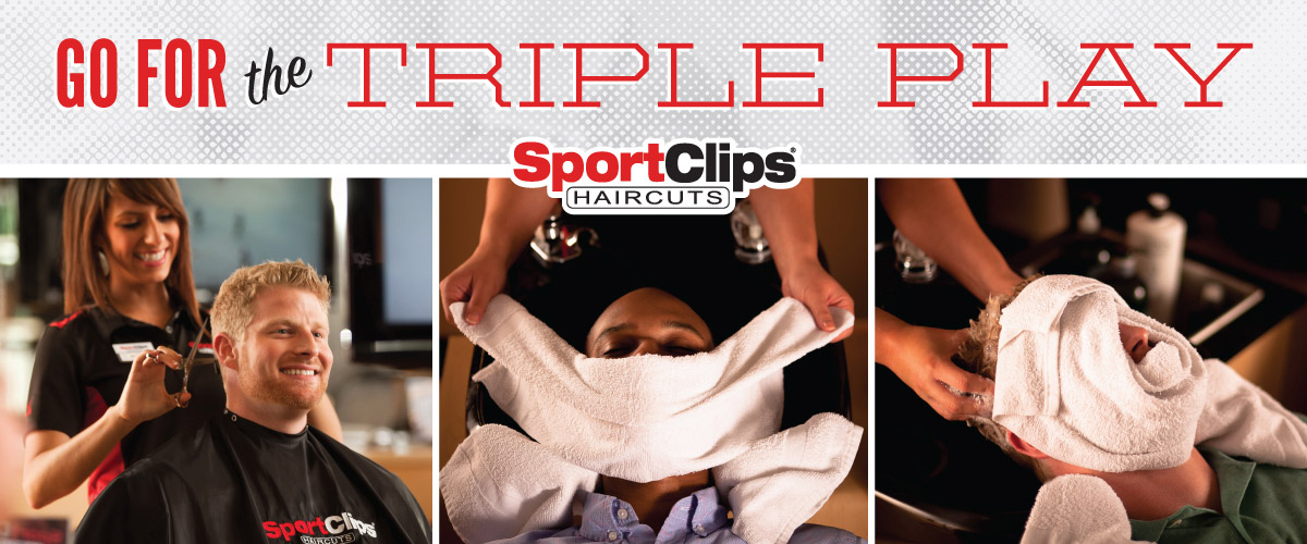 The Sport Clips Haircuts of Cave Creek - Tatum Ranch Triple Play